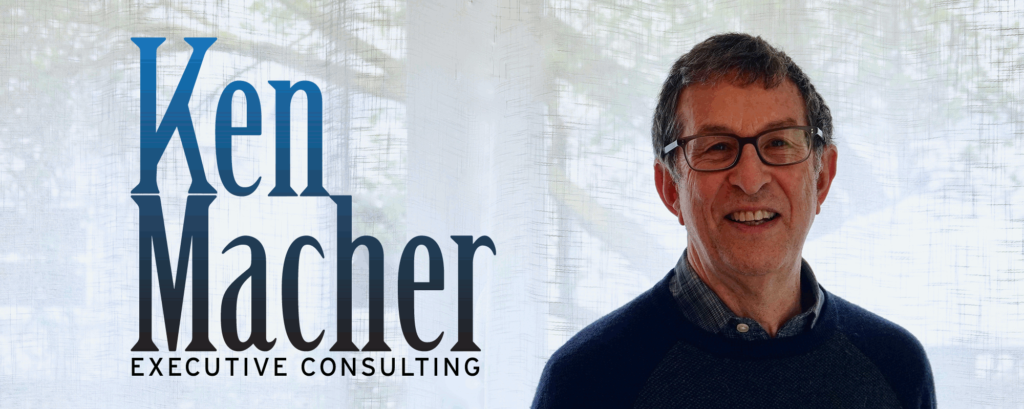 Ken Macher Executive Consulting